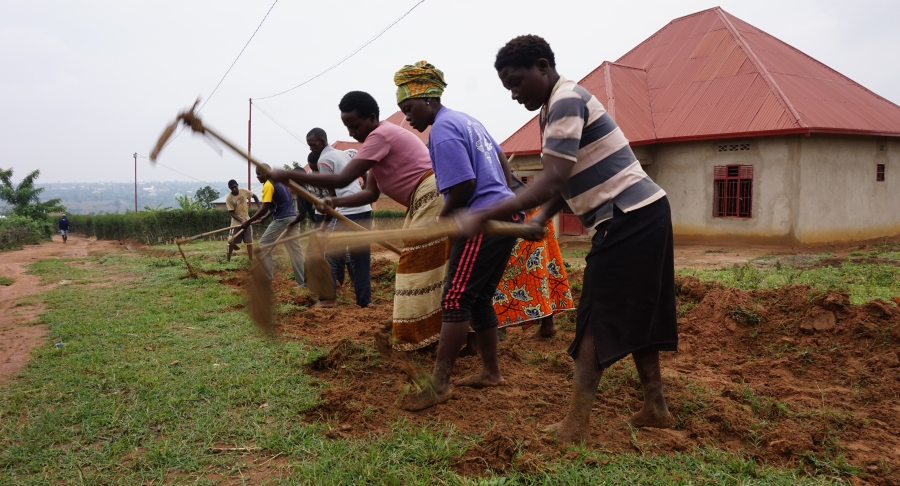 Rwandans Carry On, Side by Side, Two Decades AfterGenocide